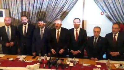 AK Partili Ünal: 'İşçilerin çıkarılması söz konusu değil'