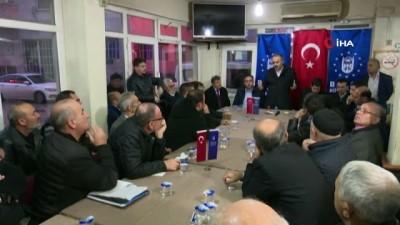 Başkan Alinur Aktaş açıkladı: 'Acemler düğümü 500 milyonluk yatırımla çözülür'