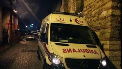 Fatih'te şüpheli ölüm - İSTANBUL