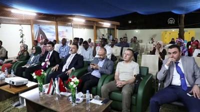 Hartum'da Sudanlı Zenci Musa'yı anma etkinliği (1) - HARTUM