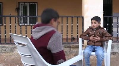 kutsal topraklar - HIV'li kan verilen çocuğun tek duası şifa bulmak - ŞANLIURFA