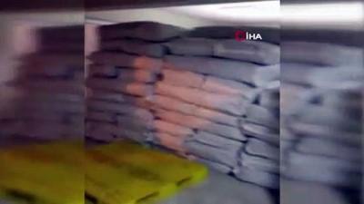 polis kamerasi -  İstanbul'da 15 ton kaçak çay ele geçirildi