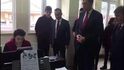 Milli Eğitim Bakanı Selçuk, Vali Çeber'i ziyaret etti - RİZE