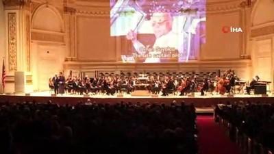 - New York'ta Türk - Japon Dostluk Konseri - Türk - Japon Dostluk Konserinde Duygusal Anlar