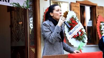 AK Parti Genel Başkan Yardımcısı Karaaslan pazar yeri açılışına katıldı - SAMSUN