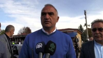 Bakan Ersoy: 'Ara vermeden süreçleri tamamlayıp yıkımlara devam edeceğiz'- NEVŞEHİR