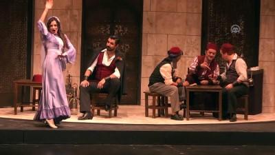 isgal - 'İstanbulname' Antalya DOB sahnesinde - ANTALYA