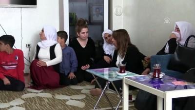 MHP heyeti, şehit ailesini ziyaret etti - ŞIRNAK