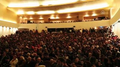 acilis toreni - 6. Dilek Sabancı Tiyatro Festivali başladı - KONYA