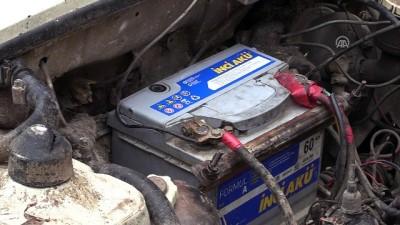 Başkasına ait arızalı otomobili onarıp kullanmış - KAHRAMANMARAŞ