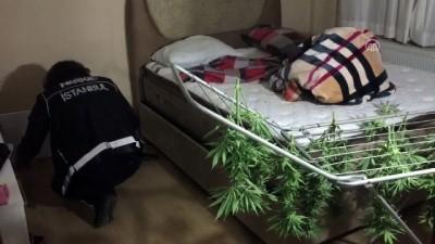 Beykoz'da villaya uyuşturucu operasyonu - İSTANBUL