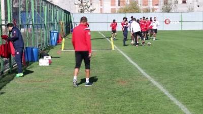 Boluspor'da, Denizli maçı hazırlıkları başladı
