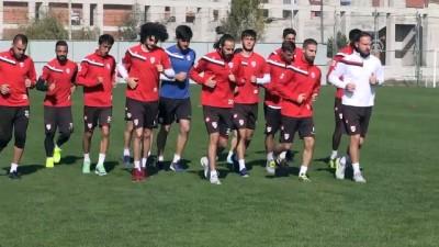 Boluspor'da Denizlispor maçı hazırlıkları - BOLU