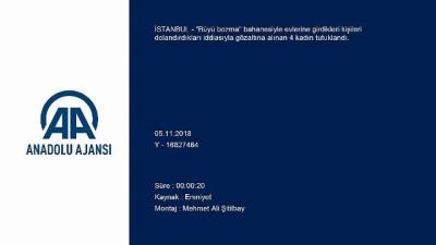 akaryakit istasyonu - 'Büyü bozma' bahanesiyle dolandırıcılık - İSTANBUL