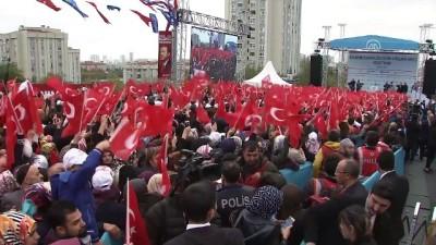 Cumhurbaşkanı Erdoğan: 'Ülkemizde 513 bin engelli birey evinde bakım hizmetinden yararlanıyor' (1) - İSTANBUL