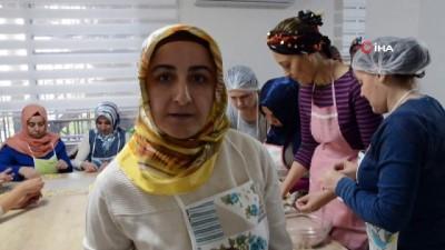sili -  Ev hanımları ellerinin hamuruyla para kazanacak