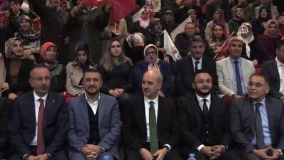 Kurtulmuş: 'AK Parti büyük bir medeniyet çizgisinin bugünkü temsilcisidir' - NEVŞEHİR