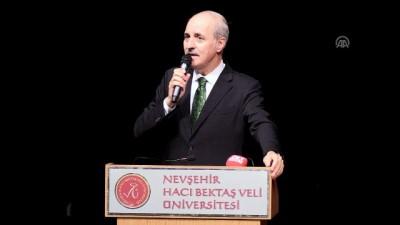 Kurtulmuş: 'Türkiye dünyanın göçmenlere en fazla yardım eden ülkesi' - NEVŞEHİR