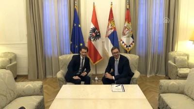 'Sırbistan'ın AB üyeliği için Kosova meselesi çözülmeli' - BELGRAD