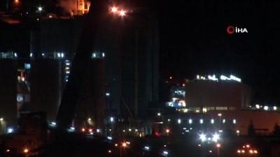 Termik santraldeki kazaya su buharı vanasının patlaması neden oldu