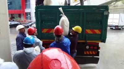 12 ton 996 kilo uyuşturucu fabrika kazanında imha edildi - VAN
