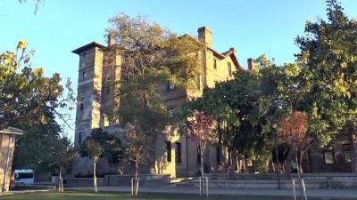 129 yıllık okul binası gençlerin hizmetinde - KAYSERİ