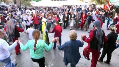 3. Büyükbalıklı Zeytin Festivali renkli görüntülere sahne oldu