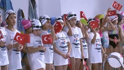 41 binden fazla öğrenciye yüzme öğretilen proje - SAMSUN
