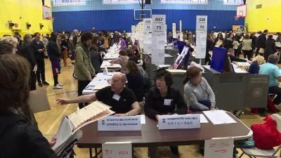 ABD Kongresi ara seçimleri - Oy verme işlemi başladı (3) - NEW YORK