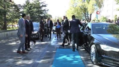 """acilis toreni -  AK Parti Genel Başkan Vekili Kurtulmuş, """"Ekonomik saldırıyı bertaraf ettik"""""""