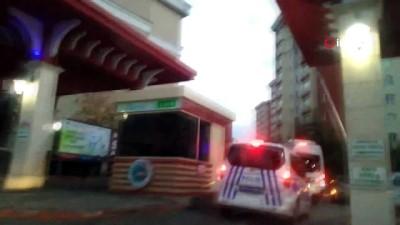 silahli saldiri -  Başakşehir'de esrarengiz olay...Hakim ve savcıları taşıyan servisin geçişi sırasında esrarengiz saldırı