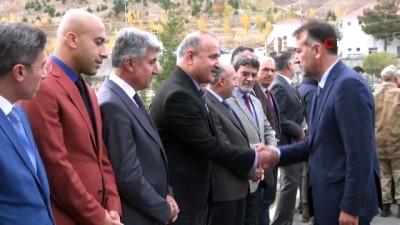 Bitlis Valisi Çağatay görevine başladı