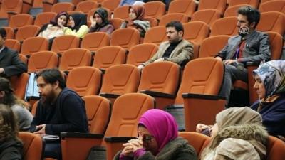CASIS Direktörü Doç. Dr. Muammar: 'Siyasetin temeli ahlaktır' - ANKARA