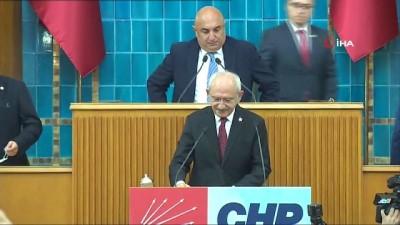 """CHP Genel Başkanı Kemal Kılıçdaroğlu: """"Papaz nasıl yurt dışına gittiyse, katiller de öyle yurt dışına gitti"""""""