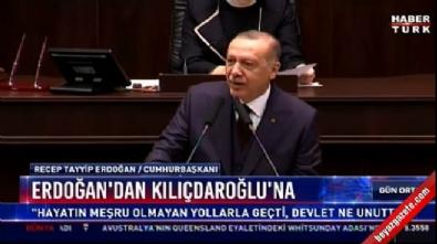 recep tayyip erdogan - Cumhurbaşkanı Erdoğan grup toplantısında konuştu