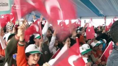 Cumhurbaşkanı Erdoğan: 'Tabiat üzerinde tahakküm kurma isteği bizi devasa çevre sorunlarıyla yüz yüze bırakıyor' - ANKARA