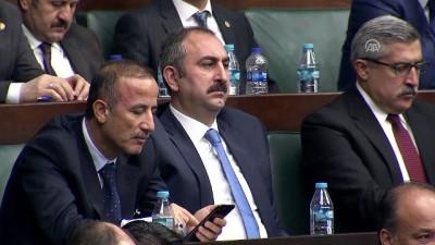 Cumhurbaşkanı Erdoğan: 'Terör örgütlerine vurulan darbeler sayesinde milletimiz huzur içinde hayatını sürdürebilmektedir' - TBMM