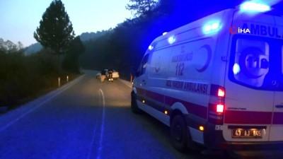 - Domaniç'te trafik kazası: 2 Yaralı