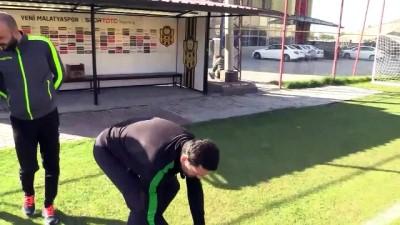 Evkur Yeni Malatyaspor'un 'Cesur'u - MALATYA