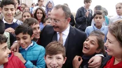 'Fidanlar Fidanlarla Büyüyor' programı - SİİRT