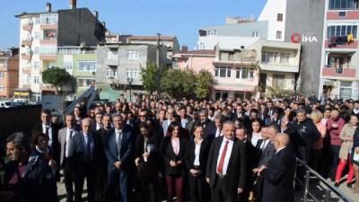 kisla -  Genel Müdür Başa, TESKİ çalışanlarıyla vedalaştı