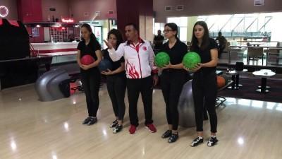 Hedefleri bowlingde milli sporcu olmak - MERSİN