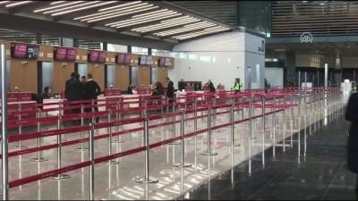 enerji verimliligi - İstanbul Havalimanı elektrik ve su tasarrufu yapacak