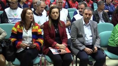 'Kıdem tazminatı DİSK'in kırmızı çizgisidir' - BURSA