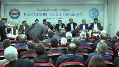 Memur-Sen'den Çin'in Doğu Türkistan politikalarına tepki - ANKARA