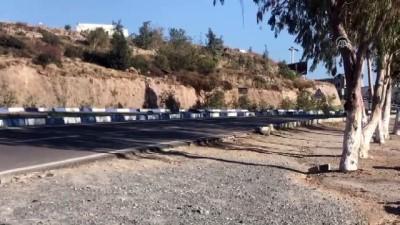 silahli saldiri - Rahip Santoro'nun katili ve ağabeyine silahlı saldırı - Olay yeri -BODRUM