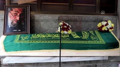 Ressam Yusuf Katipoğlu'nun cenazesi toprağa verildi - TRABZON