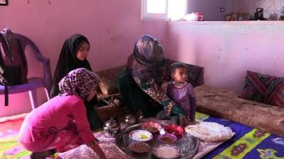 Suriye'de mahsur kalan Yusriyye'nin tek hayali Sudan'a dönmek (1) - İDLİB