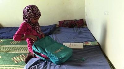 Suriye'de mahsur kalan Yusriyye'nin tek hayali Sudan'a dönmek (2) - İDLİB