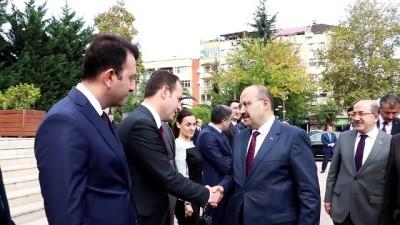 Trabzon Valisi Ustaoğlu, görevine başladı